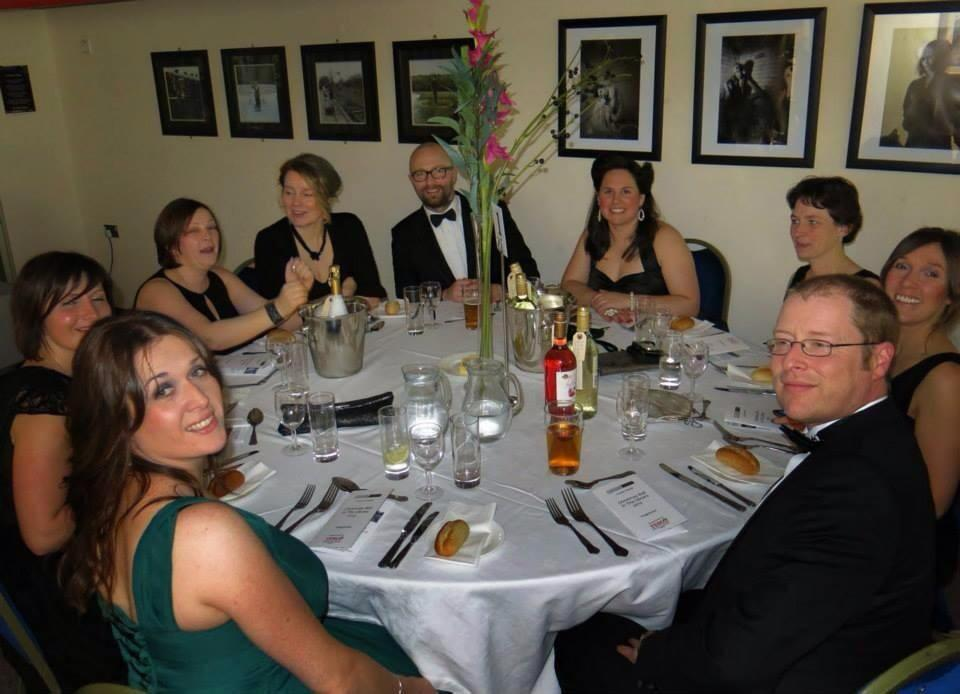 Christmas Party Leicester
